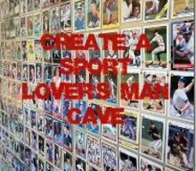a sport lover s paradise mancave, entertainment rec rooms, garages, home decor, sports mancave
