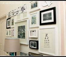 gallery wall tips tutorials, home decor, living room ideas, wall decor