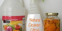 citrus infused vinegar for cleaning, cleaning tips