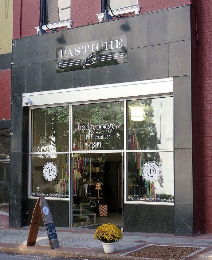 Pastiche At Main A New Shop In Lynchburg Va Hometalk