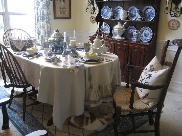 My Favorite Room...My French Country Dining Room | Hometalk
