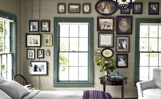 house tour a small home makeover, home decor, Bedroom