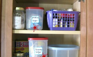 american made kitchen organizing, kitchen design, organizing, I ve been able to find American made containers that work perfectly for storing dry goods for baking
