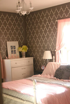 a country living inspired bedroom makeover, bedroom ideas, home decor, After