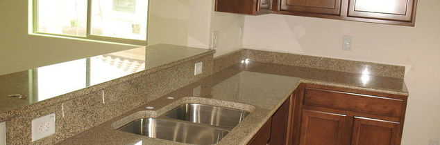 q replace sink in granite countertop, countertops, kitchen design, plumbing, Nice granite would like to have a single basin sink instead
