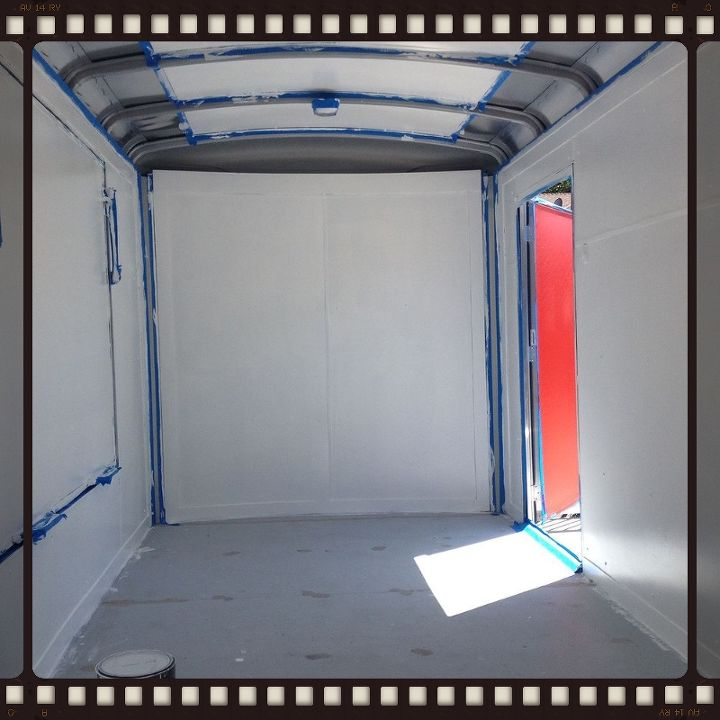 How To Prep Trailer Walls For Painting