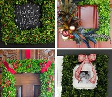 10 diy holiday wreath ideas, crafts, seasonal holiday decor, wreaths, From traditional to glamorous to contemporary there s a wreath to match every style
