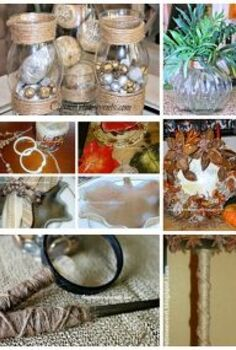 12 ideas using twine jute and rope for home decorating, crafts, For more on these ideas and tutorials you can go here