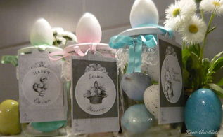 diy easter eggs jars more on blog home chic, crafts, easter decorations, seasonal holiday decor