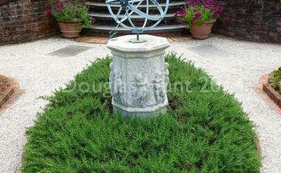 when secret gardens open their doors, flowers, gardening, outdoor furniture, outdoor living, I m a sucker for an armillary