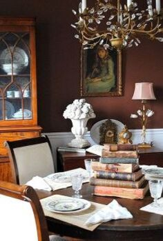 my vintage dining room, dining room ideas, home decor