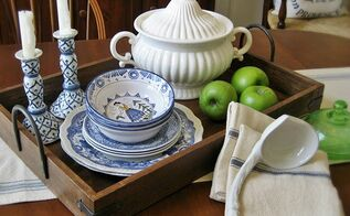 french farmhouse style on a budget, home decor, You don t have to spend a fortune to get the look