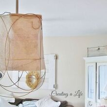 rustic farmhouse style shades, electrical, home decor, kitchen design, repurposing upcycling