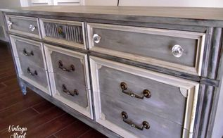 buffet upcycle, painted furniture, repurposing upcycling