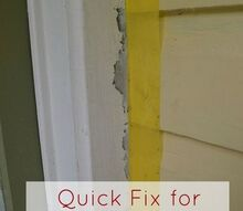 a builder approved two part quick fix for pitted paint, painting