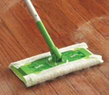 q does anyone out there use a swiffer, cleaning tips, A Swiffer Sweeper Is it worth creating solid waste to have and use one of these