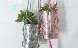 simple macrame diy, crafts