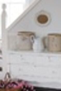here s a quick way to add farmhouse style, home decor