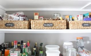 pantry organization tips, closet, kitchen design, organizing
