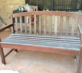 Patio Furniture Redo, Outdoor Furniture, Painted Furniture, Before Sorry I  Didn T Take