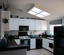 diy concrete kit to cover ceramic tile countertops, concrete countertops, countertops, home decor, tiling, After