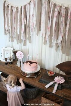 vintage equestrian birthday party, crafts, home decor, Vintage Equestrian Birthday Party