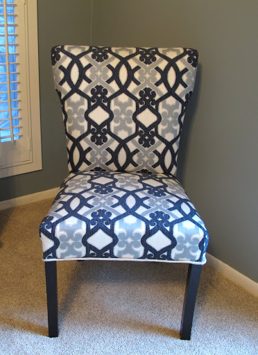 How to Recover a Parsons Style ChairHometalk