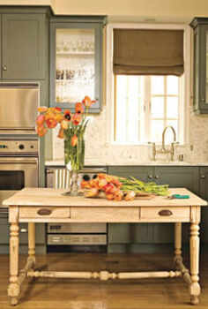 does size matter for kitchens, home decor, kitchen design, Small But Beautiful