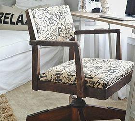 Vintage Desk Chair Makeover Hometalk