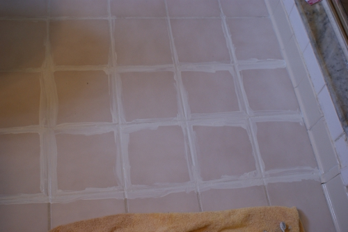 Cleaning Excess Grout From Tile Images How To Remove Dried - Dried grout remover