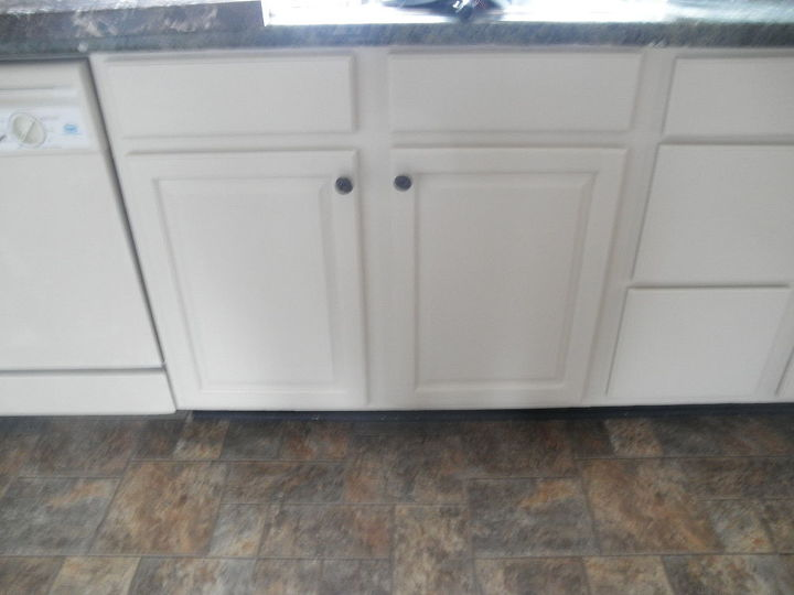Oak Kitchen Cabinets Cabinets Painting Now Bright And Clean