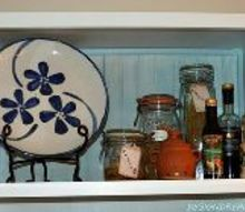 a custom look for a stock cabinet, diy, kitchen cabinets, kitchen design