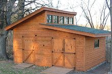 the cabin project creating a quiet self sufficient place to stay at the farm, diy, outdoor living