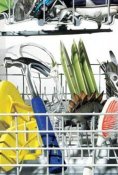 how to clean your dishwasher fast and easy, appliances, cleaning tips, Tips on cleaning your dishwasher