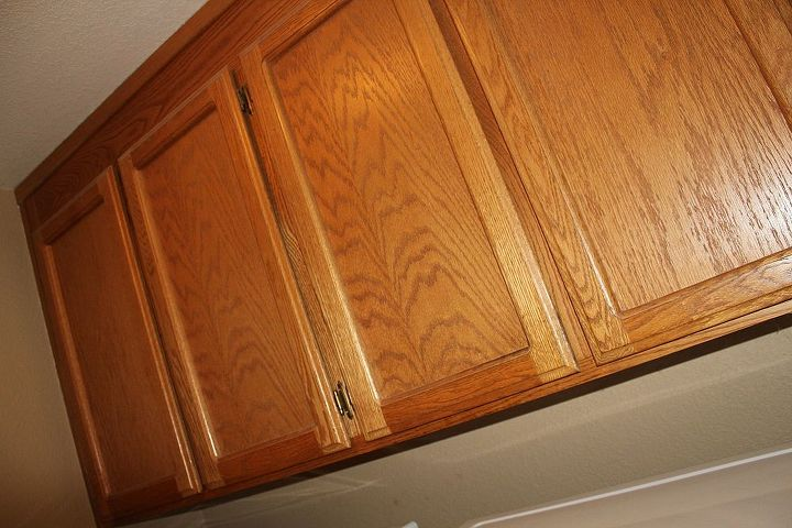 How To Paint Oak Cabinets Without Sanding Or Priming Lollypaper Com Chalk Paint Kitchen