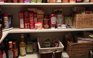 i finished my perfect pantry, cleaning tips, closet, More organizational tools are needed but overall everything is neatly displayed