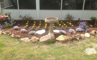 my flower garden 2014, flowers, gardening