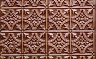ceiling tile, tiling, Design 150 in Antique Copper