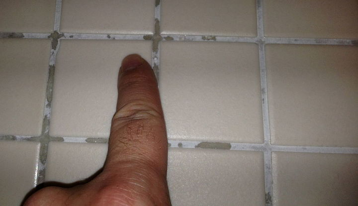 MyF Recipes Cleaning Shower Tile GroutWhat Works And