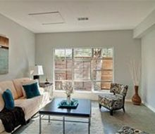 vacant home staging upper kirby in houston, home decor, wall decor