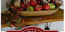 fall decorating with apples, gardening, seasonal holiday d cor