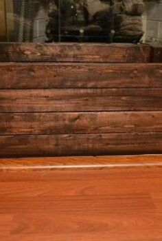 diy wood crate, crafts, fireplaces mantels, home decor, woodworking projects, DIY Wood Storage Crate