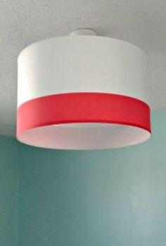 diy ikea pendant light, diy, electrical, home decor, lighting, repurposing upcycling, Finished IKEA light