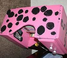 q what would you do, home decor, painted furniture, her side view