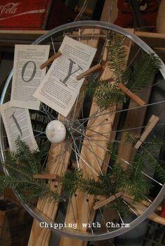 a bike rim wreath, crafts, doors, repurposing upcycling, wreaths