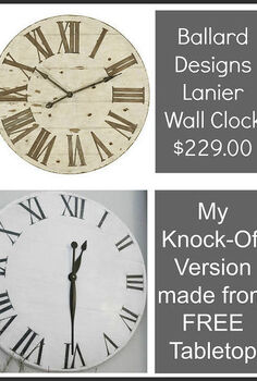 get a high end look for less knock off decor, crafts, diy, home decor