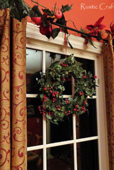 decorating a red dining room for christmas, dining room ideas, seasonal holiday decor