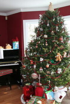 my favorite room in my house is my living room, christmas decorations, seasonal holiday decor