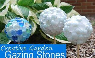 Diy Concrete Garden Spheres Hometalk