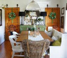 christmas tour part 1 2013 main floor decor, christmas decorations, seasonal holiday decor